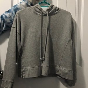 ✨3 for $25✨Forever 21- Grey hoodie!